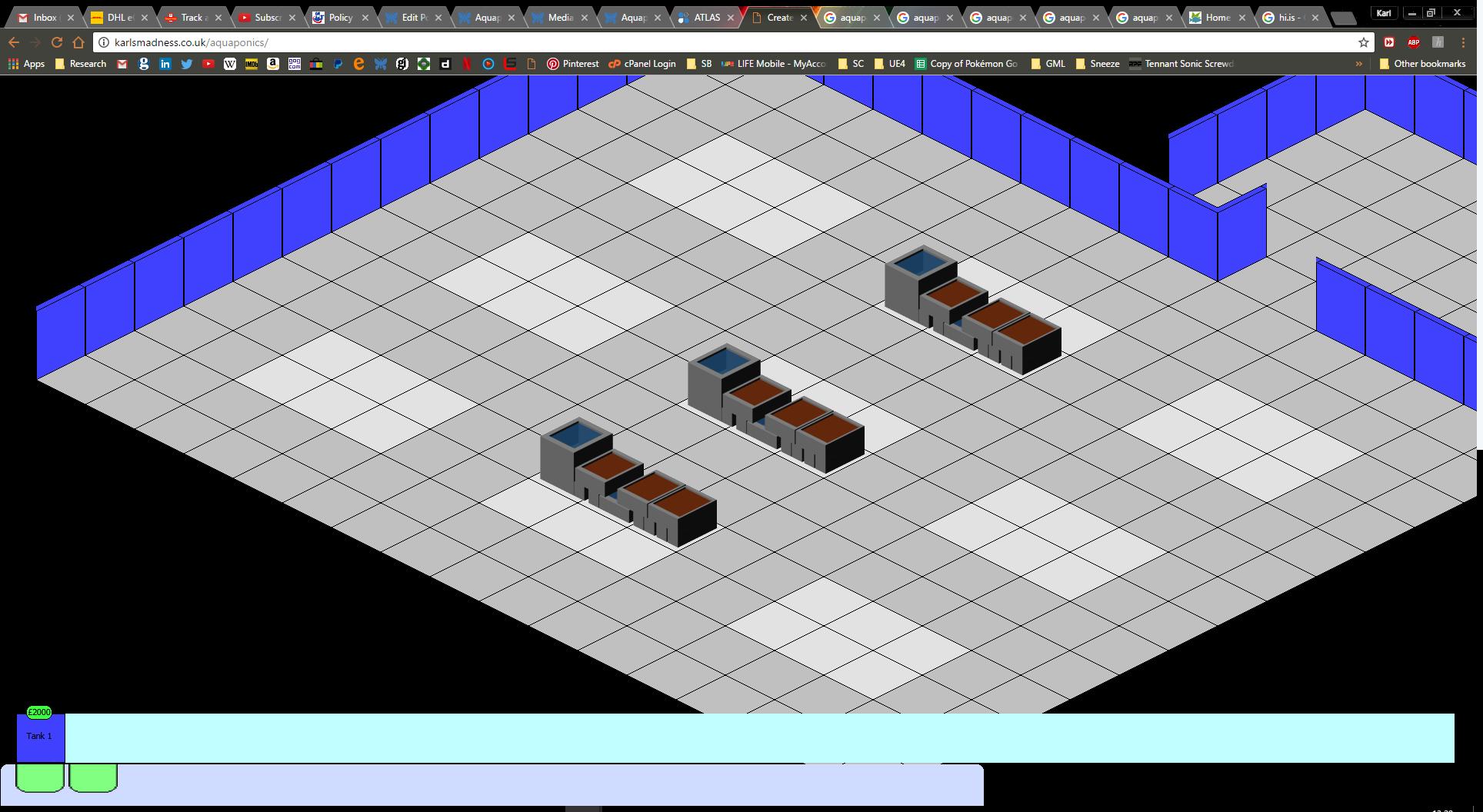 aquaponics game screenshot